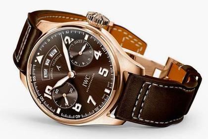 Швейцарские часовщики вдохновились комбинезоном Антуана де Сент-Экзюпери fee2d0d5161