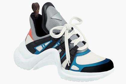 b23fe4e00165 В Нью-Йорке выделят особое место для торговли уродливыми кроссовками.  Французский модный дом Louis Vuitton ...